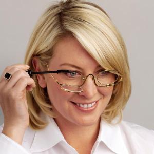 Okulary do makijażu